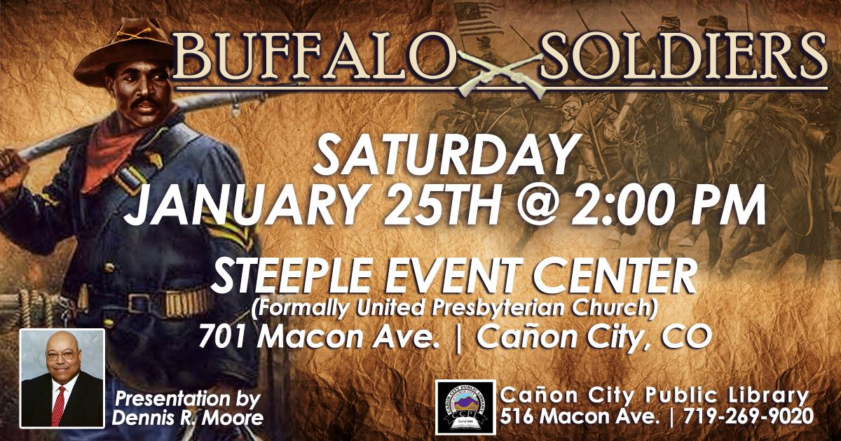 buffalo soldiers flyer