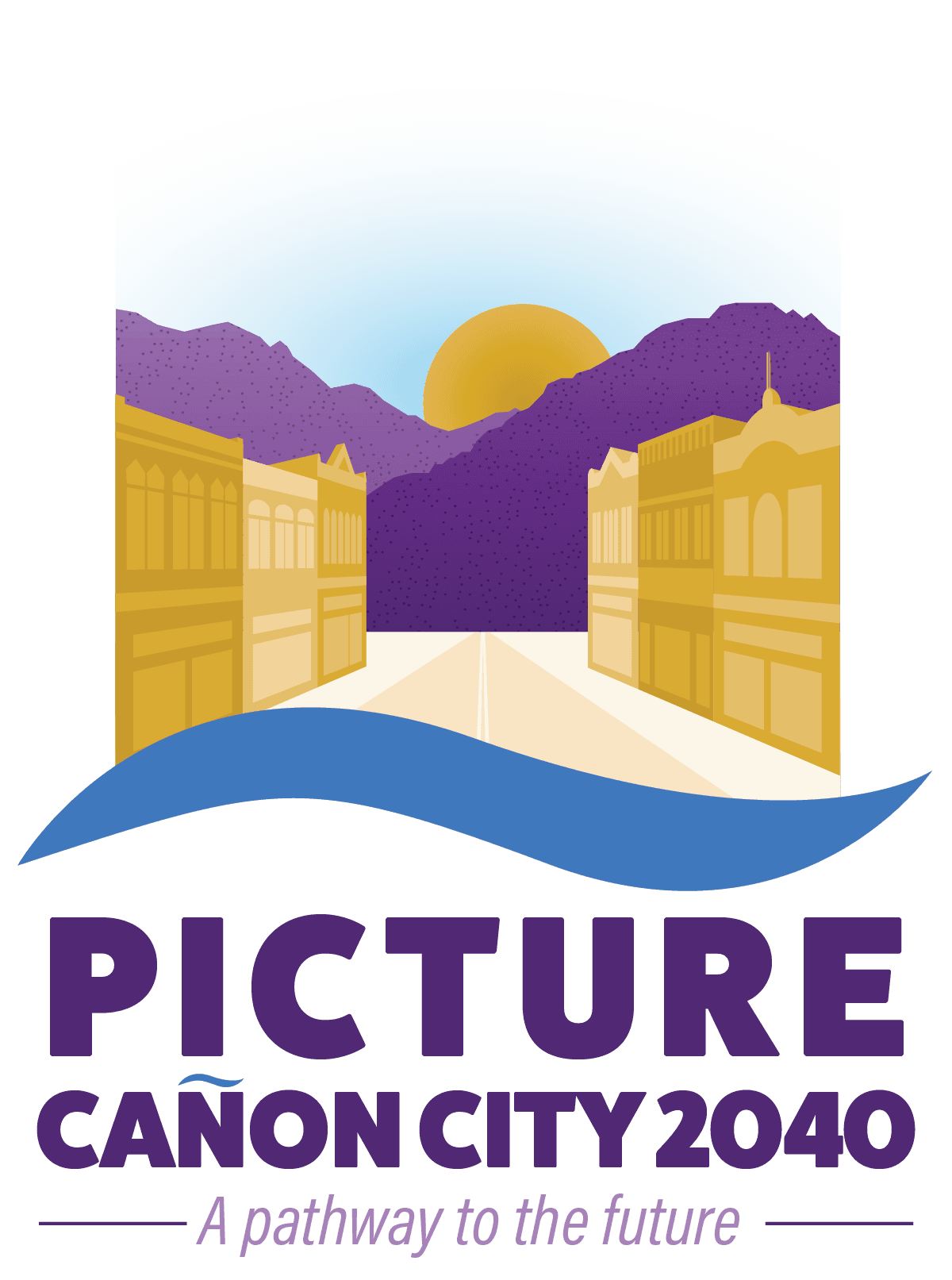 Picture Canon City 2040 Logo