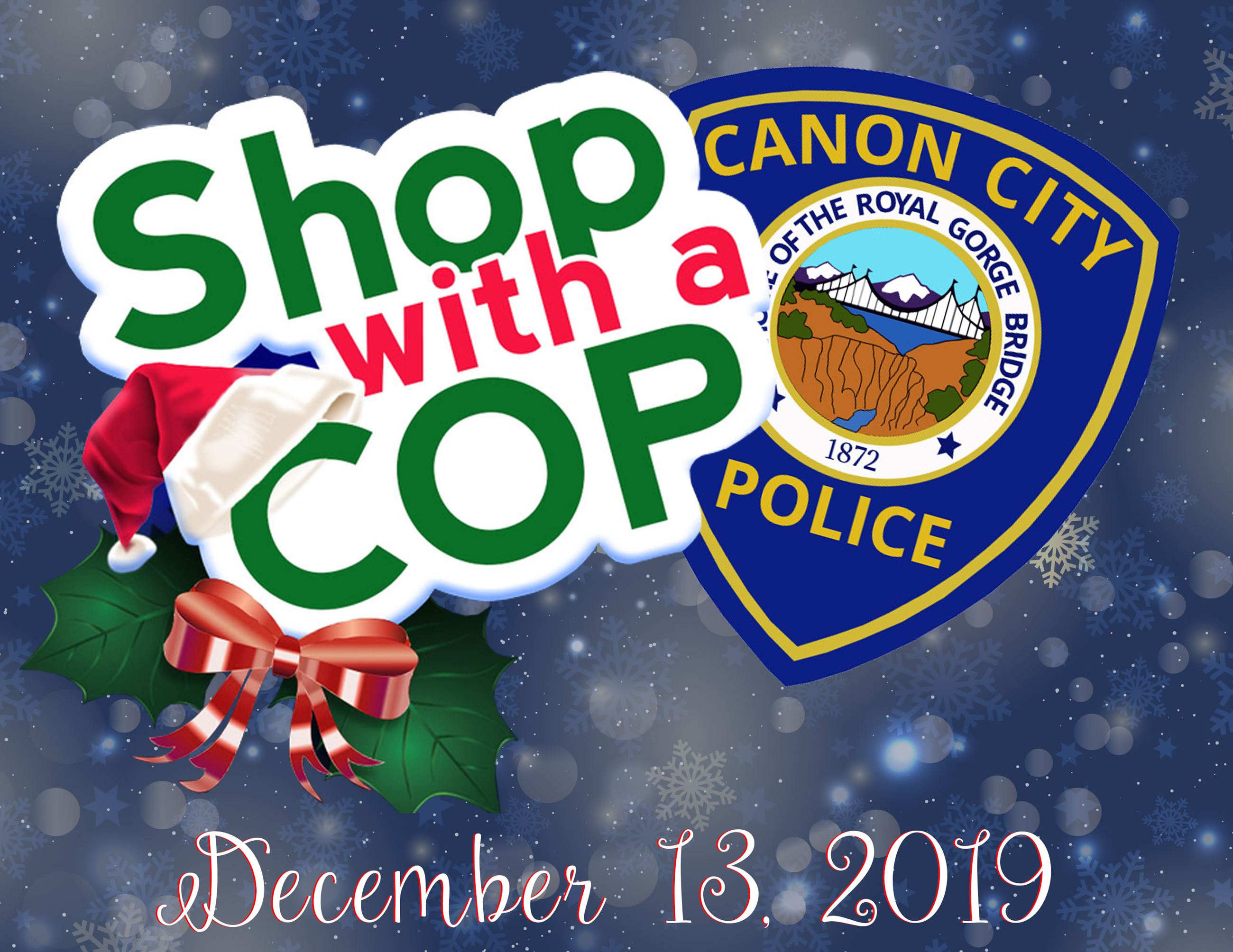 Shop With A Cop on Dec 13, 2019 flyer