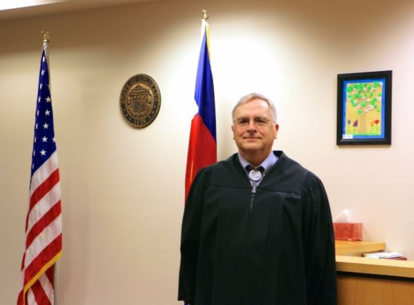 Judge Larry Dean Allen